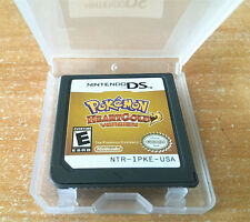 3DS NDSi NDS Lite game cards Naked Cards - Pokemon Heart Gold