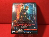 USED Blade Runner 2049 (First Press Limited Edition) [Blu-ray] F/S Japan