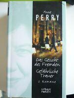 Mordsfrauen: 2 Romane von Anne Perry, 864 Seiten, gebundene Ausgabe