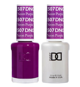 DND Daisy Duo Gel and Polish - #473 to #509 - Chart 3