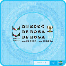 De Rosa - Decals Bicycle Transfers - Stickers - Set 1