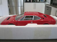 1:18 HOT WHEELS ELITE FERRARI DINO 308 GT4 RED *NEW* RARE IN RED!!