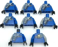 Lego New Blue Ninjago Jay Minifigure Torsos Pieces
