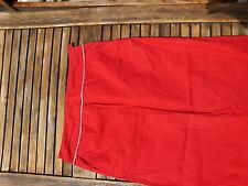 Redgreen - rot langer Rock Gr. 40