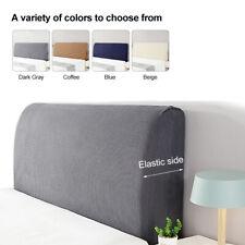 120-200CM Stretch Dustproof Bedding Headboard Cover Bed Head Bedspread Slipcover
