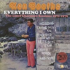 Ken Boothe - Everything I Own The Lloyd Charmers Sessions 1971 to 1976 [CD]