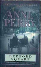 Perry, Anne - Bedford Square (Signed, 1st)