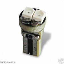 ampoule compteur T5 à 2 led smd 360°rouge - PUISSANTE