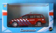 VOLKSWAGEN VW PASSAT VARIANT BRANDWEER CARARAMA 1/43