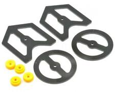 SCHUMACHER U2100 Set Up Wheels;Camber&Toe In-SST