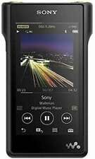 SONY Digital Audio Player Walkman WM1 Series Black NW-WM1A B from japan