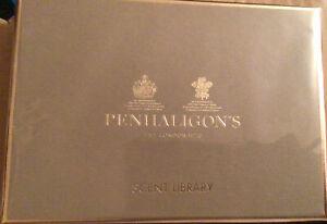 Penhaligon's Scent Library 10 X 2 Ml Sealed Halfeti The Favourite Luna The Covet