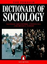 The Penguin Dictionary of Sociology (Penguin Reference Books),Nicholas Abercrom