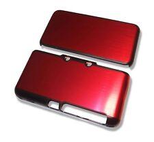 Nintendo 2DSXL 2DS XL Red Aluminium Metal Case Cover Shell Housing UK Seller