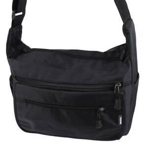 Retro Men's Shoulder Messenger Bag Crossbody Satchel Travel School Bags SG
