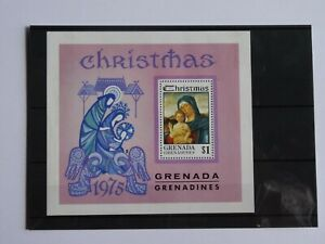 26046) Grenada Grenadines 1975 MNH New Christmas
