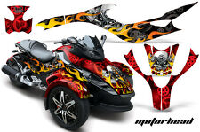 AMR Racing Can Am BRP RS Spyder Graphic Kit Wrap Roadster Sticker Decal MOTOHD R