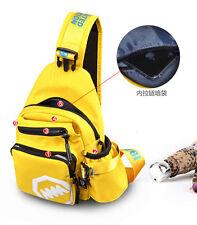chest bag backpack messenger shoulder bag casual travel hiking outdoor gift bf