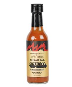NEW Hot Ones The Last Dab Apollo - The Heatonist - RARE