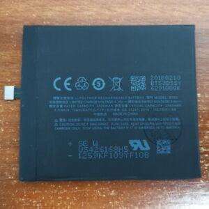 Original BT53 2560mAh 3.8V BT 53 Battery For Meizu Pro 6 BT53 PRO6 Warranty