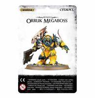 Ironjawz Orruk Megaboss - Warhammer Sigmar - Brand New! 89-26C