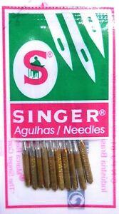 Singer Nähmaschinennadeln 90/14 für gewebte und gestrickte Stoffe