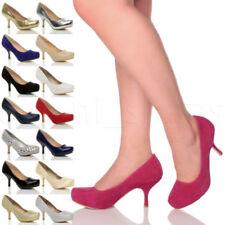 Slim Court Med (1 3/4 to 2 3/4 in) Heel Height Heels for Women