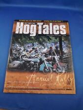 HOG TALES MAGAZINE 1999 SEPTEMBER OCTOBER HARLEY OWNERS GROUP MOTORCYCLE RALLY