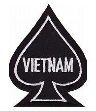 Vietnam Black Spade Patch, Vietnam Veteran Patches