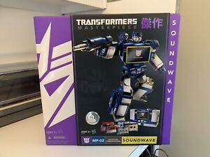 Transformers Masterpiece MP-02 Soundwave Toys R Us Exclusive
