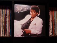 Michael Jackson - THRILLER ♫ SEALED Epic Vinyl LP Best Selling Album of All Time