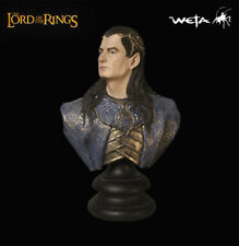Sideshow Weta Lord Of The Rings High King Gil-Galad Bust Lotr #0394/3000 Soldout