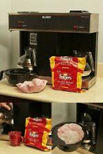 Ground Coffee and Filter Folgers Classic Roast Premeasured 120 ct Coffee Folgers