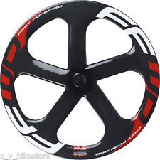 FFWD Fast Forward Five Track Carbon 5 Spoke Tubular Front Wheel - SKF Track