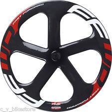 FFWD Fast Forward Five Track Carbon 5 Spoke Tubular Front Wheel - SKF Track