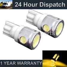 2x W5W T10 501 XENO AMBRA 3 LED SMD lampadine frecce laterali HID sr101101
