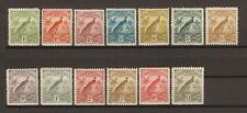 """NEW GUINEA 1932 SG 150/62 """"With Dates"""" MINT Cat £425"""