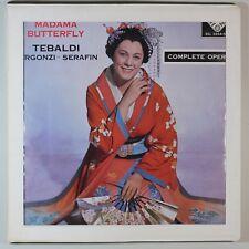 "Puccini, ""Madama Butterfly"" Complete / Renata Tebaldi etc / 3LP SET / Listen!"