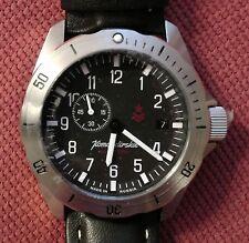 Wrist Automatic Mens Watch VOSTOK KOMANDIRSKIE Commander Military K-39 390638