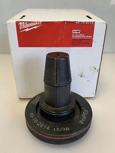 """MILWAUKEE 49-16-2614 PROPEX Expansion Head Steel 2"""""""