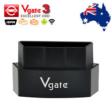 2016 Vgate iCar3 Bluetooth ELM327 OBD2 II Car Diagnostic Scan Tool for Android