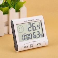 Digital Magnet Thermometer Hygrometer Innenraum Feuchtigkeits Meter_Temperat neu