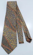 The Metropolitan Museum of Art Mes's Tie Masterworks Collection Blue,Gold & Red