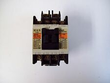 FUJI ELECTRIC SC-0/G CONTACTOR 4GC0F0 - USED - FREE SHIPPING