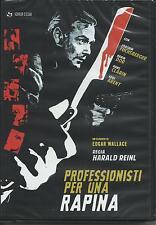 Professionisti per una rapina (1964) DVD