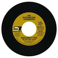 ELECTRIFYING CASHMERES What Does It Take NEW NORTHERN SOUL R&B 45 (OUTTA SIGHT)