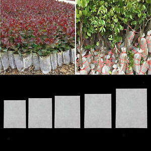Biodegradable Non-woven Nursery Bags Grow Bags Fabric Seedling Pots Pouch