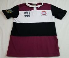 XIAMEN TYPHOONS RUGBY CLUB 2012 Mens Shirt THE LONDONERS English Pub LARGE L