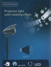 Outdoor LED Rotating Merry Chirstmasdesign Christmas Landscape Projector