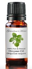 Oregano Essential Oil - 5 mL - 100% Pure and Natural - Free Shipping - US Seller